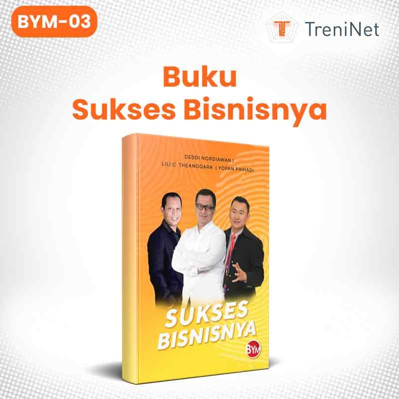 Buku Sukses Bisnisnya