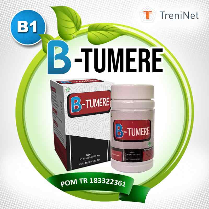 B-Tumere (Obat Tradisional)