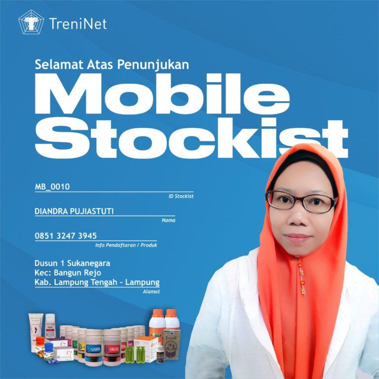 Stockist MB0010