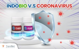 indobio melawan coronavirus