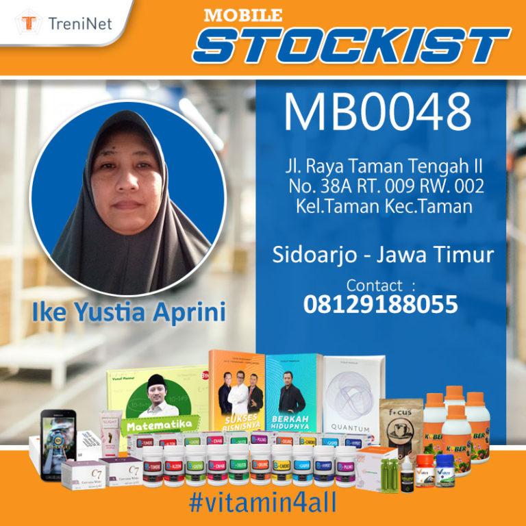 Stockist MB0048