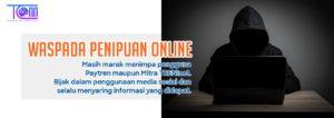 Penipuan Online Sosial Media
