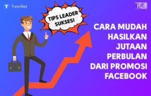 cara mudah promosi facebook