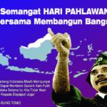 semangat hari pahlawan nasional